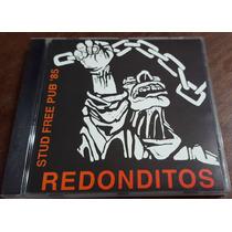 Patricio Rey Y Sus Redonditos De Ricota Stud Free Pub 85 Cd
