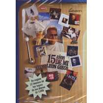 Leon Gieco 15 Años De Mi Cd + Dvd Nuevo Oferta Charly Garcia