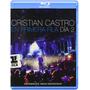Cristian Castro En Primera Fila: Dia 2 Blu-ray Imp.en Stock