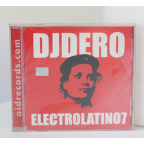 Dj Dero Electrolatino 7 // Nuevo Sellado.