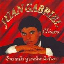 Juan Gabriel - El Unico- Cd- Nuevo- Original!