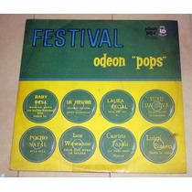 Festival Odeon Pops Wawanco Cuarteto Tequila Fernandos Lp