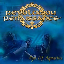 Revolution Renaissance - Age Of Aquarius (cd) (italy)