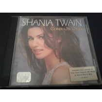 Shania Twain (cd) Come On Over (arg) Impecable
