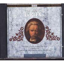 Grieg - Suite 1 & 2 From Peer Gynt - Cd Original Importado
