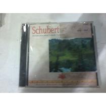 Cd Schubert Quinteto Para Piano Y Cuerda