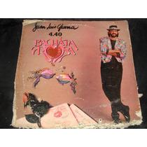 Long Play Disco Vinilo Juan Luis Guerra 440 Bachata Rosa