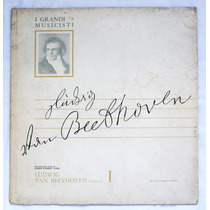 Lp: I Grandi Musicisti N°78: Beethoven Sonate 1 (2 Discos)