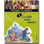 Libro: Vivamos La Música Parramon 4 Tomos + 2 Cds Audios