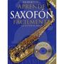 Aprende Saxo Facilmente - Libro Para Aprender Con Cd Be