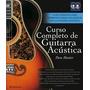 Curso Completo De Guitarra Acústica -incluye 2cd-r -parramón