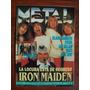 Revista Metal 152 Black Sabbath Vixen Ian Gillan Bon Jovi