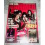 Kiss - Marilyn Manson Revista Metal Hammer Nº 188