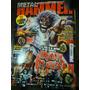 Revista Metal Hammer N 249 Iron Maiden 80 Shows Metallica