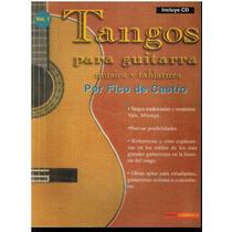 Partitura Guitarra Tangos Música Y Tablatura Fico De Castro