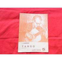 I. Albeniz / Tango Español / Guitarra ( Andrés Segovia )