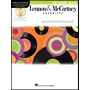 Libro De Canciones De Lennon & Mccartney Para Saxo +cd