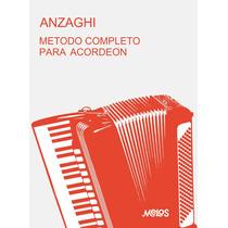 Metodo Completo Para Acordeon Anzaghi - Libro Nuevo V