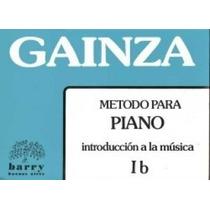 Hemsy De Gainza - Método Para Piano - 5 Libros