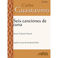 Carlos Guastavino - Seis Canciones De Cuna - Canto J