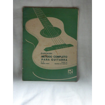 Método Completo Para Guitarra. Op. 59 Primera Parte.