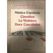 Partitura Música Española