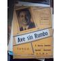 Ave Sin Rumbo Partitura Tango García Jimenez Gardel Razzano