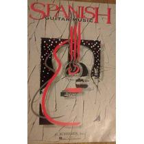Spanish Guitar Music (partituras Guitarra)