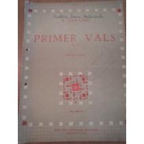 Durand, Primer Vals Para Piano, Op. 83