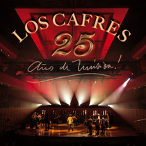 Los Cafres 25 Años De Musica (dvd)