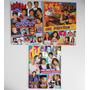 Lote 3 Revistas Tkm Y Revista Tu Año 2012 Cirrus Oned Justin