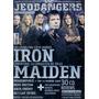 Jedbangers 27 Tren Loco Iron Maiden Van Giersbergen