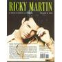 Ricky Martin Libro De Palabras Y Fotografias Por Anne M.raso