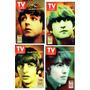 The Beatles Set 4 Revistas Tv Guide Importadas De Usa