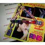 Bon Jovi Revista + Poster + Lentes 3d - Año 1993