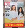 Revista 7 Dias- John Lennon & Yoko. Luna De Miel