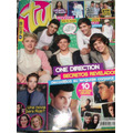 One Direction Jonas Brothers J Bieber Revista Con Posters