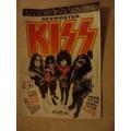 Revista Poster 1 Kiss Mega Madhouse