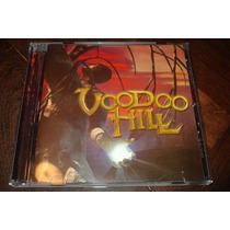 Voodoo Hill - Glenn Hughes Cd Descatalogado Deep Purple Nm
