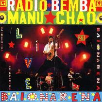 Manu Chao Baionarena ( 2 Cd + Dvd ) Descatalogado