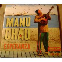 Manu Chao ¿próxima Estación: Esperanza¿2lp+1cd Importado