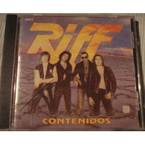 Riff - Contenidos - 1° Edicion , Musimundo