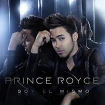 Prince Royce Soy El Mismo Cd Nuevo