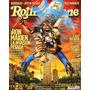 Revista Rolling Stonre Tapa Nota Iron Maiden Eddie Radiohead