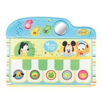 Cunero Piano Musical Bebes Mickey Y Minnie Disney