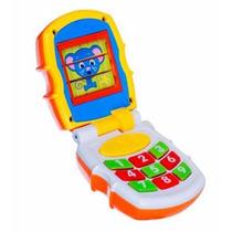 Teléfono Musical Celular Juguete Bebe Infantoys Sweet Babies