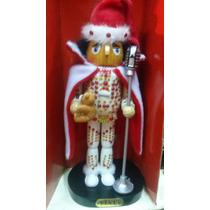 Muñeco Cascanueces Nutcracker Christmas Elvis Presley Narey