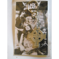 Musica Black Sabbath Dije Llavero