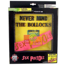 Sex Pistols - Never Mind - 3d Álbum - Nuevo En Caja