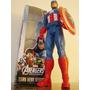 Capitan America By Hasbro Figura Muñeco 30 Cm Con Blister